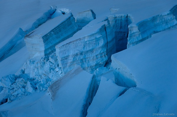 Glacier de Taconnaz